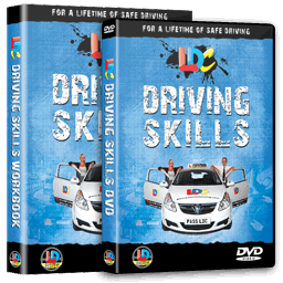 LDC Driving Skills DVD & Workbook